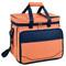 Deluxe Picnic Cooler for Four - Diamond Orange image 2