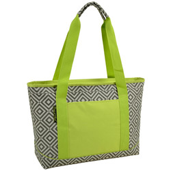 Large Insulated Cooler Tote - Diamond Granite image 1