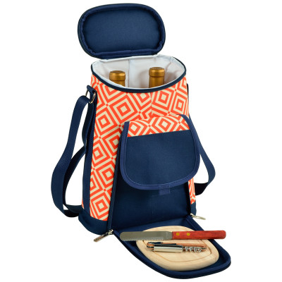 Wine & Cheese Cooler - Diamond Orange image 1