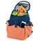 Cooler Backpack - 22 Can Capacity - Diamond Orange image 2