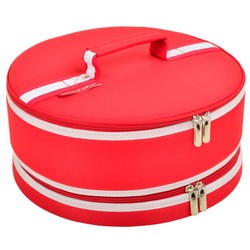 Cake Carrier - Red image 1