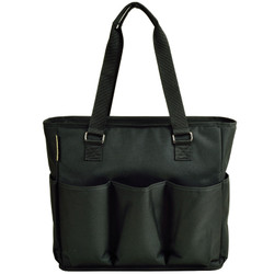 Extra Large Insulated Cooler Tote - Black image 1
