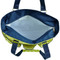 Extra Large Insulated Cooler Tote - Trellis Green image 3