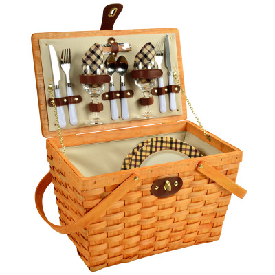 Frisco Picnic Basket For Two - London image 1