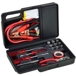 Roadside Emergency Kit - Black image 1