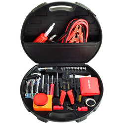 Deluxe Roadside Emergency Kit - Black image 1