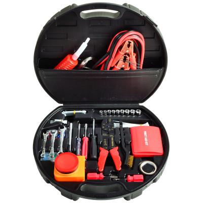 Deluxe Roadside Emergency Kit - Black image 1
