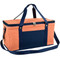 Folding 72 Can Cooler - Diamond Orange image 2