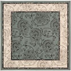 "Surya Alfresco  Rug - ALF9594 - 7'3"" Square"