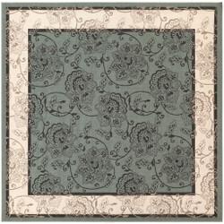 "Surya Alfresco  Rug - ALF9594 - 8'9"" Square"