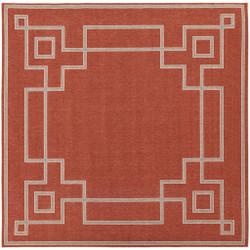 "Surya Alfresco  Rug - ALF9631 - 8'9"" Square"