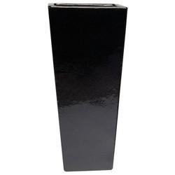 Square Pot - Black
