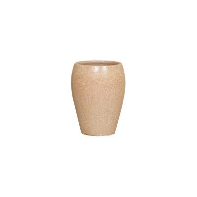 Rounded Planter - Champagne - Small