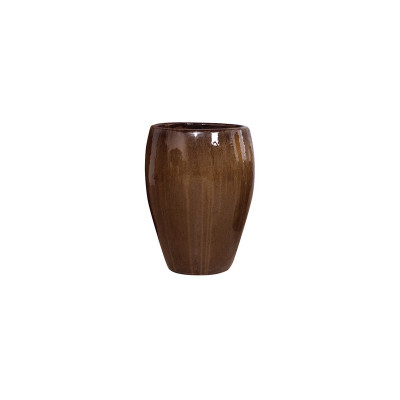 Rounded Planter - Java - Small