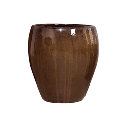 Rounded Planter - Java - Large