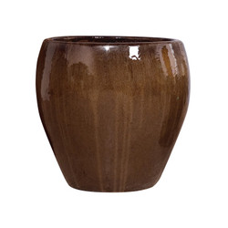 Rounded Planter - Java - Xlarge