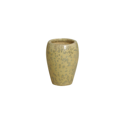 Rounded Planter - Moss Crystal - Small