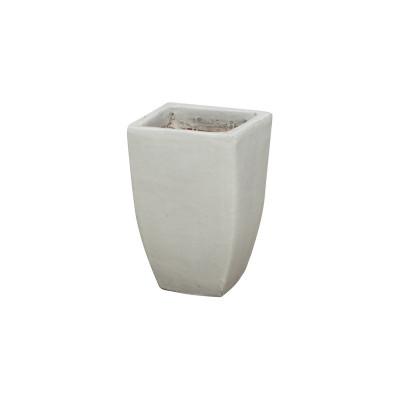 Square Planter - White - Small