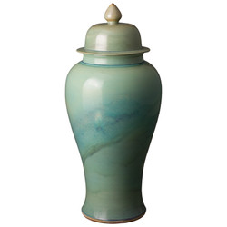 Temple Jar - Jade Fusion - Large