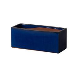 Window Box Planter - Blue - Medium