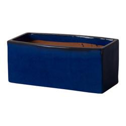 Window Box Planter - Blue - Large
