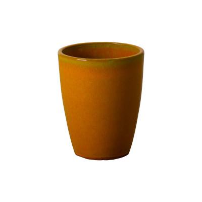 Bullet Planter - Bright Orange - Small