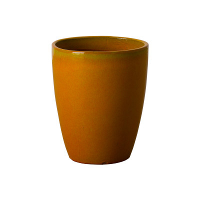 Bullet Planter - Bright Orange - Medium