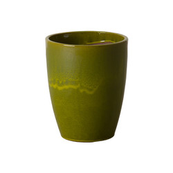 Bullet Planter - Deep Green - Medium