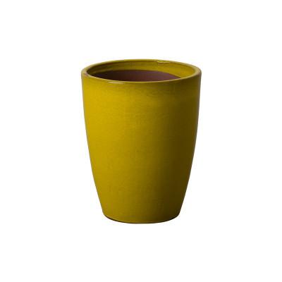 Bullet Planter - Mustard Yellow - Small