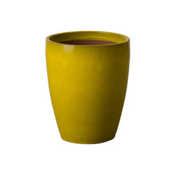Bullet Planter - Mustard Yellow - Medium