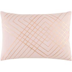 Surya Crescent Pillow - CSC002 - 18 x 18 x 4 - Poly
