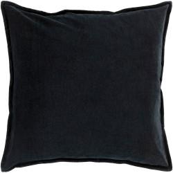 Surya Cotton Velvet Pillow - CV012 - 13 x 19 x 4 - Down