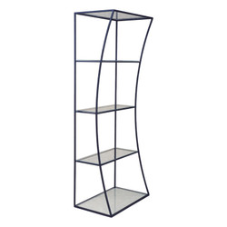 Concave Shelf - Black