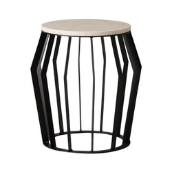 Billie Stool/Table - Black