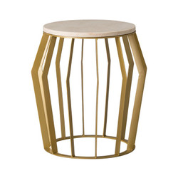 Billie Stool/Table - Gold