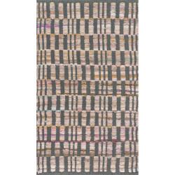 "Loloi Aiden Rug  HAI01 Grey - 1'-8"" X 3'"