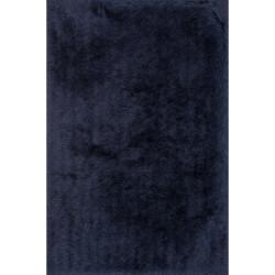 "Loloi Allure Shag Rug  AQ-01 Aubergine - 7'-6"" x 9'-6"""