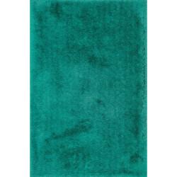 "Loloi Allure Shag Rug  AQ-01 Emerald - 3'-6"" x 5'-6"""