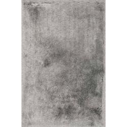 """Loloi Allure Shag Rug  AQ-01 Platinum - 3'-6"""" x 5'-6"""""""