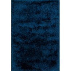 """Loloi Allure Shag Rug  AQ-01 Sapphire - 5'-0"""" x 7'-6"""""""