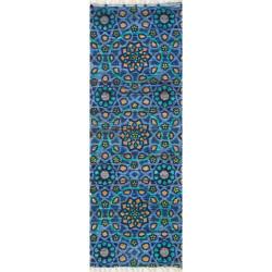 """Loloi Aria Rug  HAR09 Blue - 1'-9"""" X 5'"""