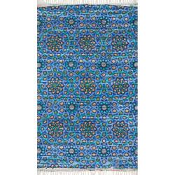 """Loloi Aria Rug  HAR09 Blue - 3'-6"""" x 5'-6"""""""