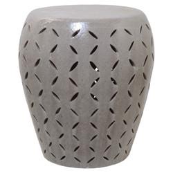Lattice Table - Gray