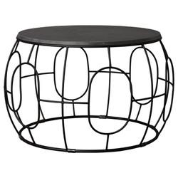 Oto Coffee Table - Black