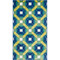 """Loloi Isabelle Rug  HIS09 Blue / Multi - 2'-2"""" X 5'"""