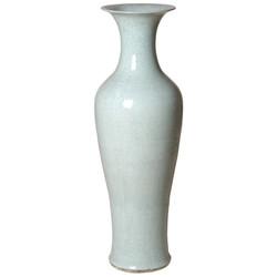 Fishtail Vase - Celadon
