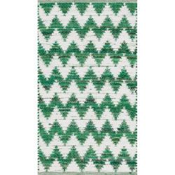 "Loloi Vivian Rug  HVI01 Green - 2'-3"" x 3'-9"""