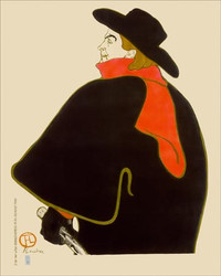 Art Classics Poster for Aristide Bruant