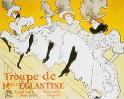 Art Classics Troupe de Mlle Eglantine