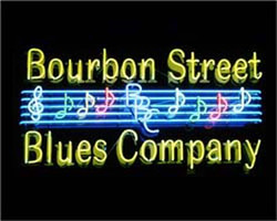 Art Classics Bourbon Street Blues Co.